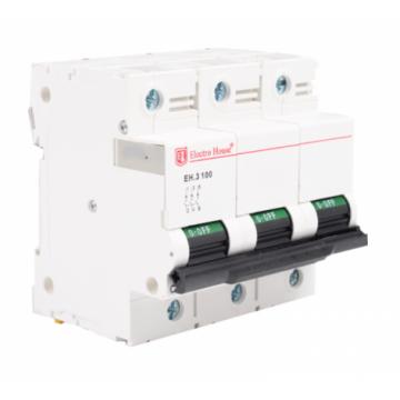 Автоматический выключатель силовой 3п 100 А