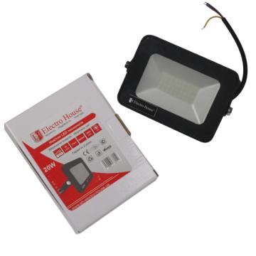 Прожектор LED 20 W IP65 ElectroHouse