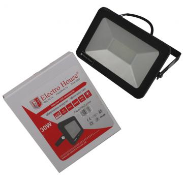 Прожектор LED 30 W IP65 ElectroHouse