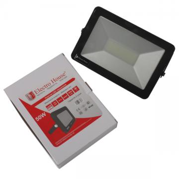 Прожектор LED 50 W IP65 ElectroHouse