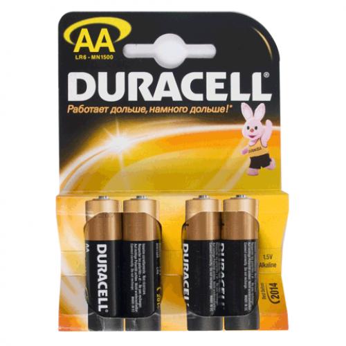 Батарейка Duracell LR-06