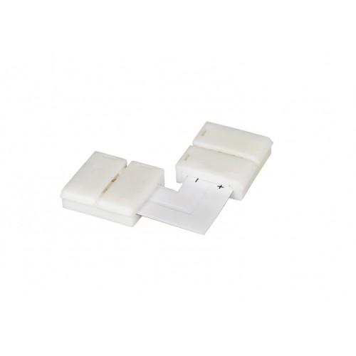 Коннектор L с защелкой для RGB лент 3528/5050