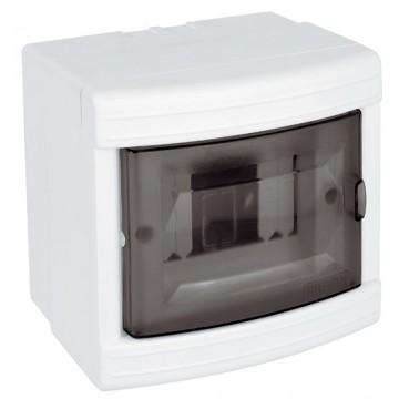 Коробка для 4-х автоматов Nilson наружная