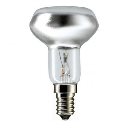 Лампа рефлекторная PHILIPS R50 E14 мат. 60W
