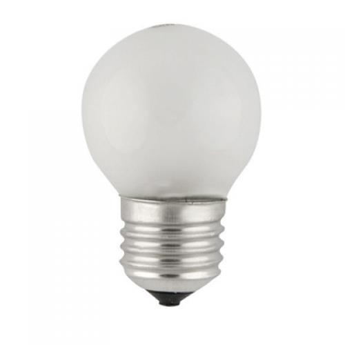 Лампа накаливания PHILIPS P-45 шар. Е27 мат. 40W