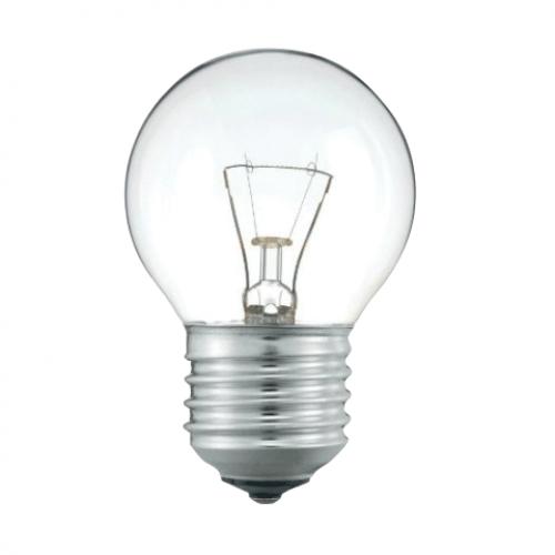 Лампа накаливания PHILIPS P-45 шар. Е27 пр. 40W