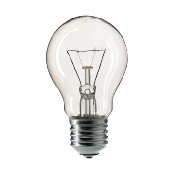 Лампа накаливания PHILIPS A55 E27 пр. 100W