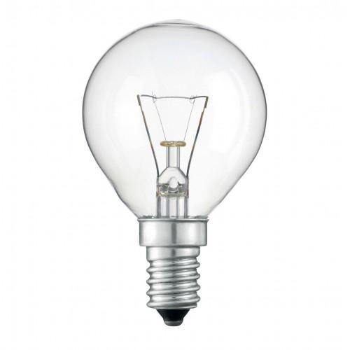 Лампа накаливания PHILIPS P-45 шар. Е14 пр. 40W