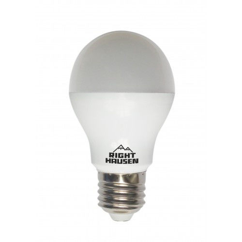 Лампа RIGHT HAUSEN LED A60 7W E27 4000K HN-151030