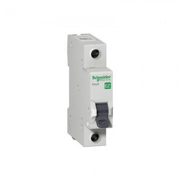 Автоматический выключатель SCHNEIDER EZ9 1P 16A 1 пол C EZ9F34116