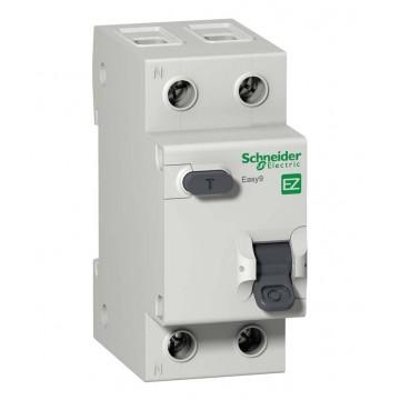 Диф.автомат SCHNEIDER EZ9 1P+N/16A/30mA/AC EZ9D34616