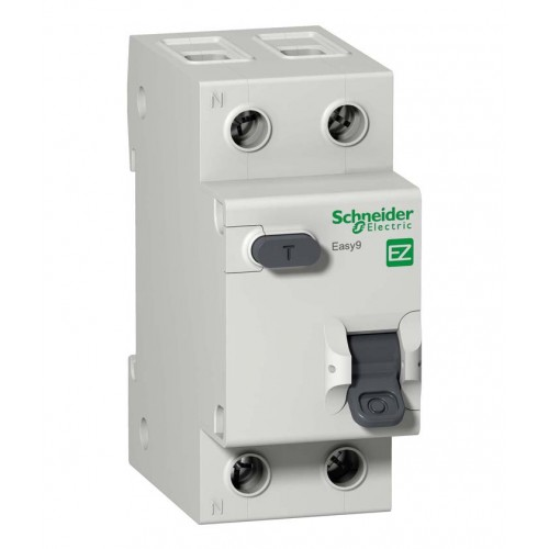 Диф.автомат SCHNEIDER EZ9 1P+N/25A/30mA/AC EZ9D34625