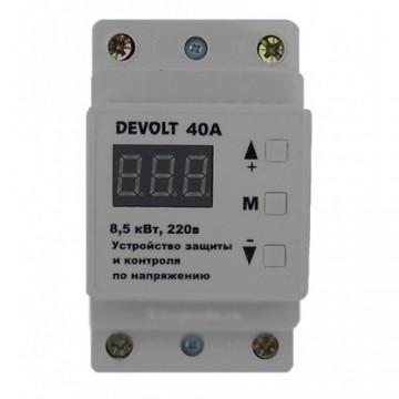 Устройство защиты электроприборов Барьер Devolt-40А